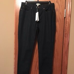 Eileen Fisher Cotton Soft Stretch Skinny Jeans